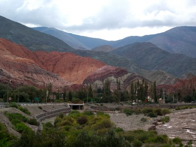 7 coloured mountain, Salta Argentina
