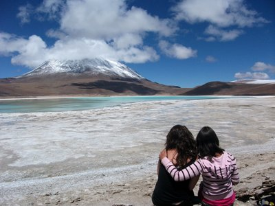 Beautiful Bolivia...Laguna Verde