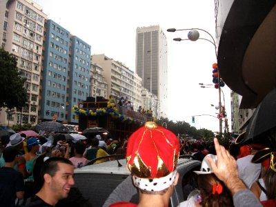 Street Bloco Copacabana