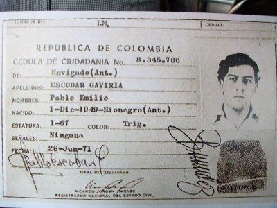Pablo Escobar tour, Medellin.