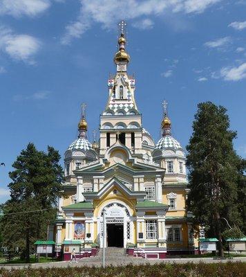 P1230240 Almaty (22a) - St Nicholas Orthodox Church (1)