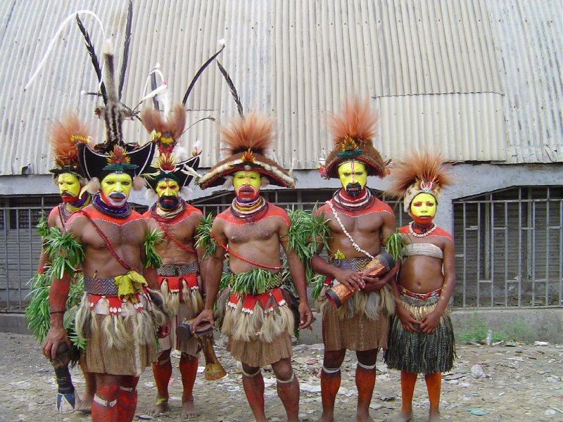 Port Moresby Tribal