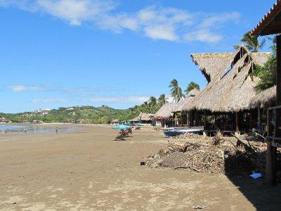 Beach in San Juan del Sur