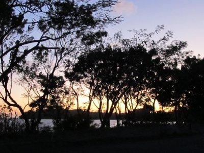 Sunrise on Isla Ometepe