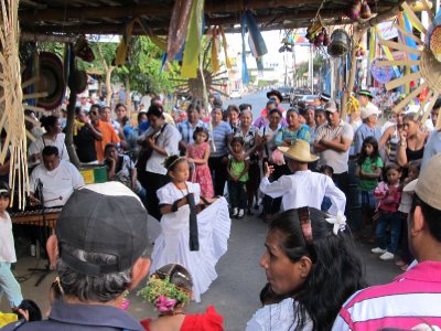 Traditional dance performance in Masaya