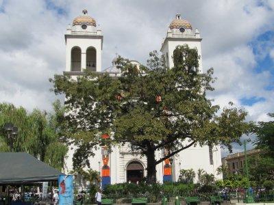 San Salvador Cathedral
