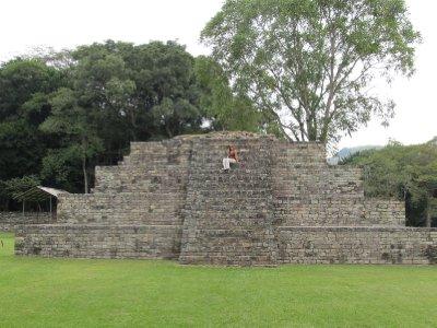 Copán ruins