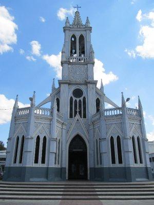 Church in Xela