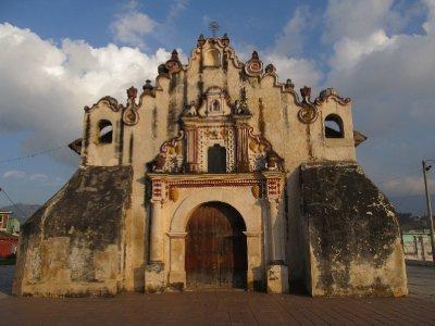 La Ermita Concepción la Conquistadora