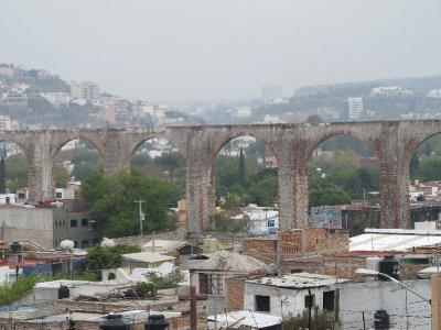 Aqueduct in Querétaro