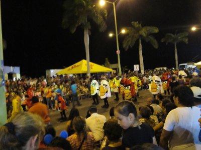 Carnival in Campeche