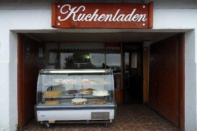 Kuchenladen in Frutillar Bajo