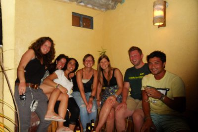 Night out with loads of new divers <img class='img' src='http://www.travellerspoint.com/Emoticons/icon_wink.gif' width='15' height='15' alt=';)' title='' />