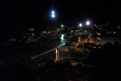 Taganga by night