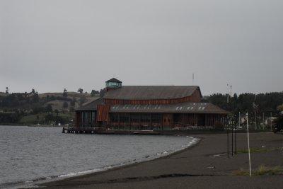 Teatro del Lago in Frutillar Bajo