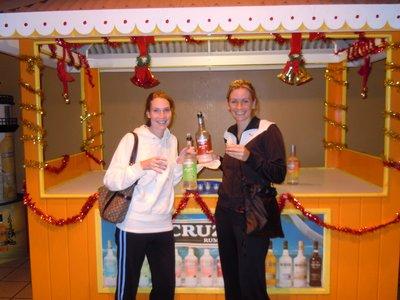 Rum @ the airport