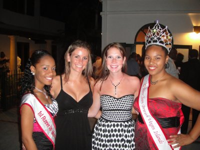 US AND MISS TEEN BVI