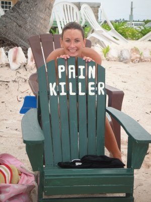 PAINKILLER CHAIR