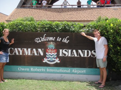 Welcome to Caymans