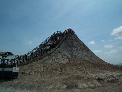 El Totumo, the mud volcano in all its glory