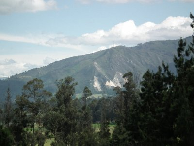 Another snap out of the Bogota bus window
