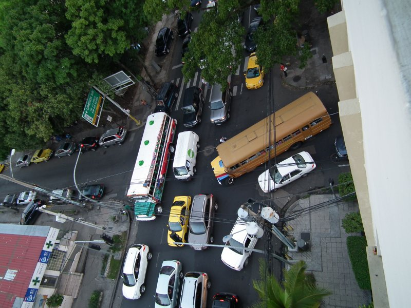Who cares about traffic lights? BEEP BEEEEEP