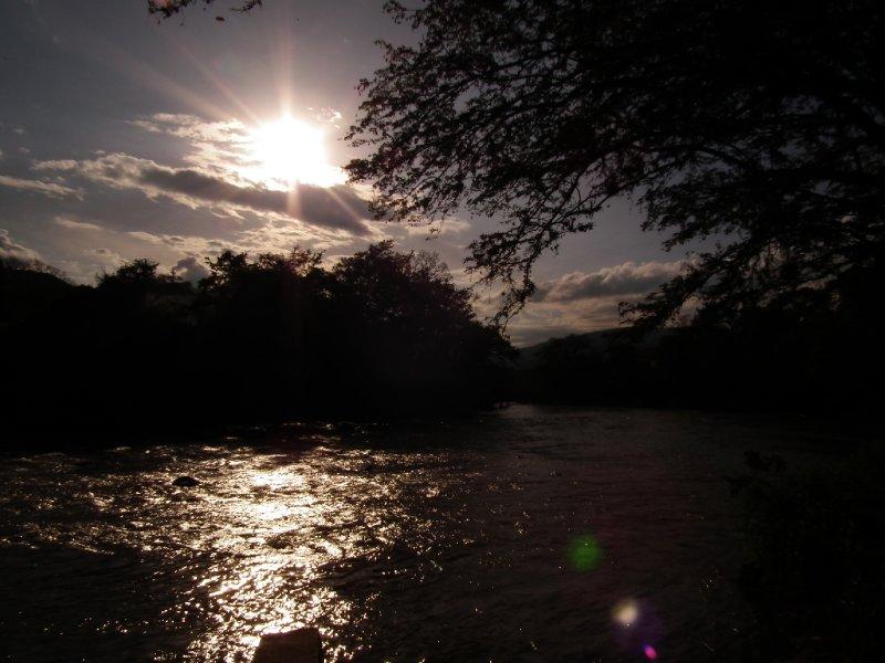 Rio Fonce, San Gil