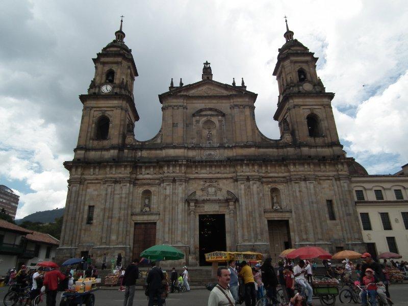 Bogota Cathedral Primada