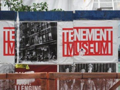 tenement museum construction