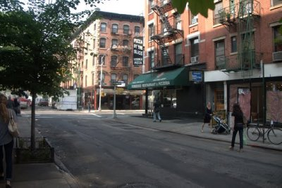 our block - mulberry and spring
