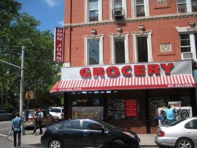 corner store.. lower east sie