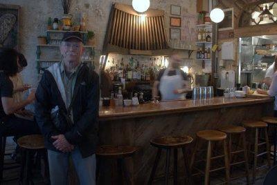 vinegar hill restaurant.  brooklyn