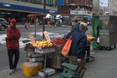 fruit, glorious fruit china town