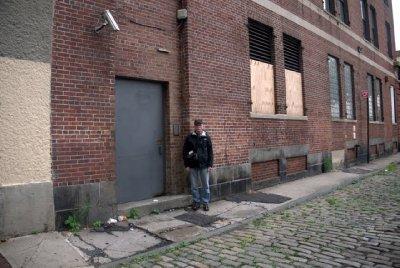"""fletcher street door, from """"rubicon"""""""