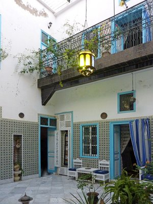 Kairouan Traditional House