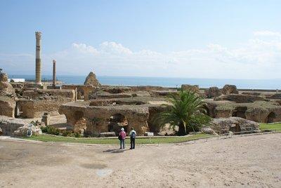 Carthage - Antonin Baths