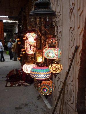 Tripoli Lantern Stall