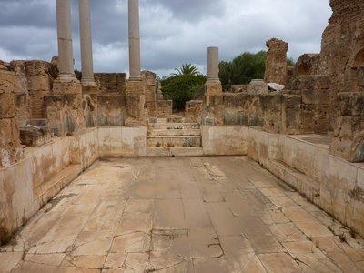 Leptis Magna: Hadrianic Baths
