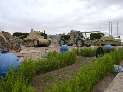 El Alamein Display