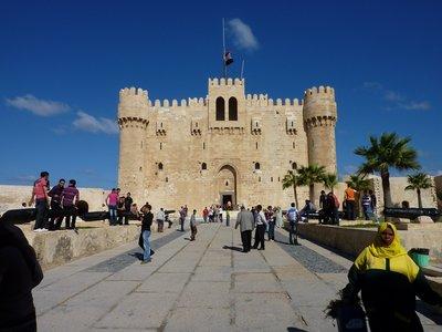 Alexandria: Fort Qaitbey