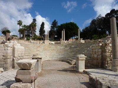 Alexandria: Kom al-Dikka Amphitheatre