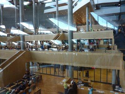 Alexandria: New Library