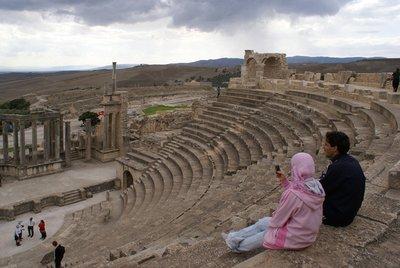 Dougga Theatre