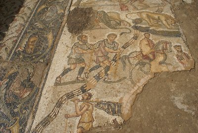 Bulla Regia Mosaic