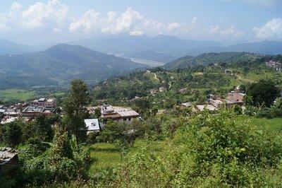 Walk to Gorkha