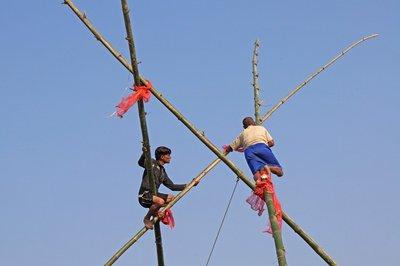 Swing for Dasain