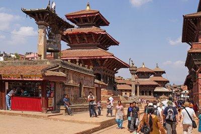 Taleju Bell and Hari Shankar Temple