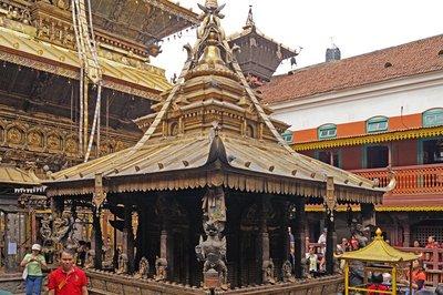 Golden Temple Shrine