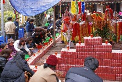 One Pillar Pagoda Shrine