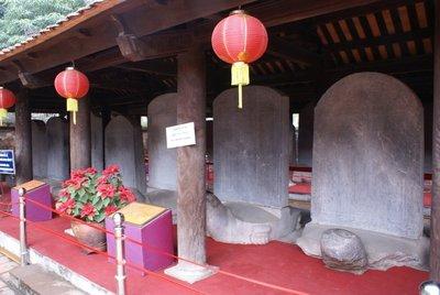 Temple of Literature Stelae